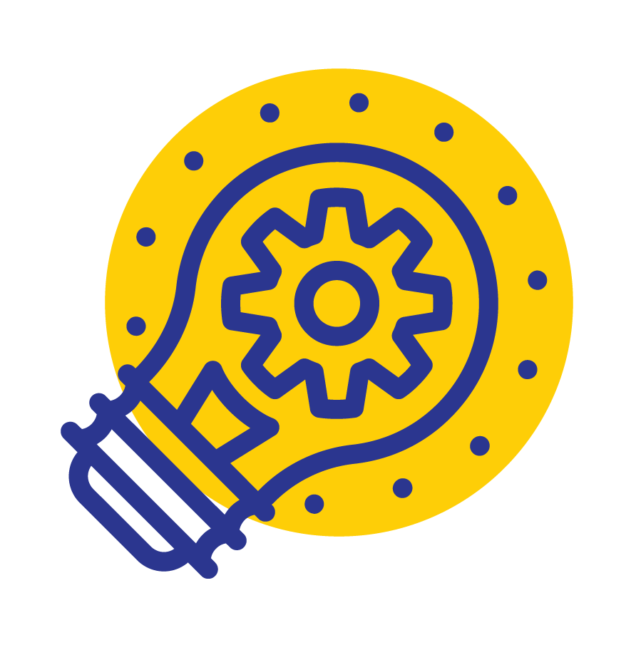 LPE Marketing Tips Icon Yellow png